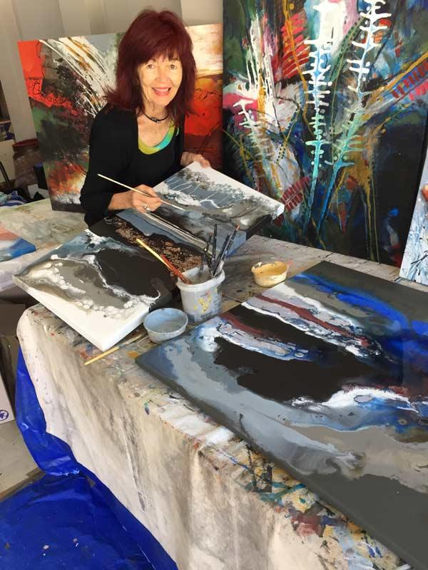 Astrid Dahl Masterclass Workshop 6
