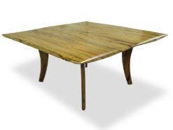 BFG Square Marri Dining Table Fine Art