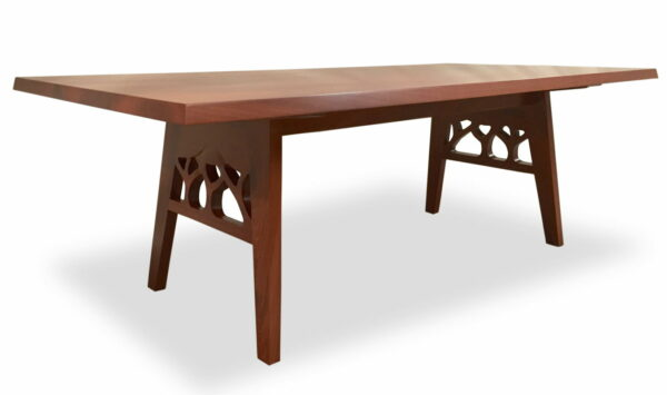Canopy Jarrah Dining Table Side