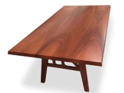 Canopy Jarrah Dining Table top 247x186