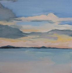 Rowena Keall Walsh   Pink Sky Fine Art