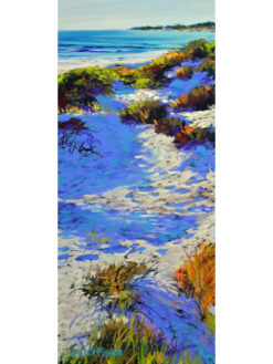 Shirley Fisher   View From Port Beach Fine Art