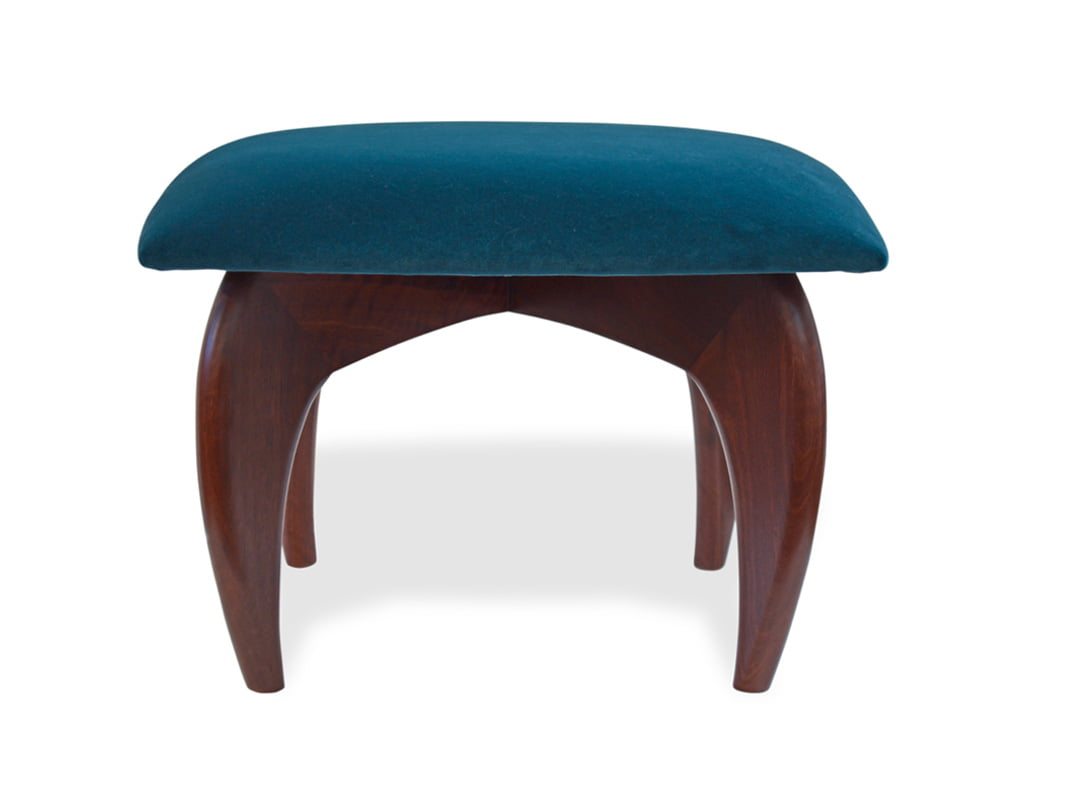 Occasional chairs perth oblique visitor chair accent for Sofa stool design