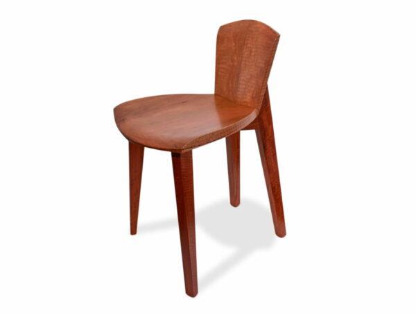 Designer Wooden Guitar Chair Fine Art