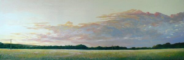 Peter Scott Change Coming Painting