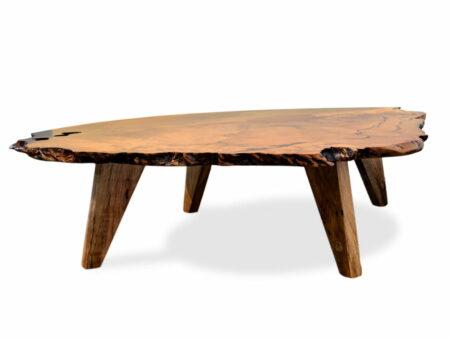 Unique Marri Burl Coffee Table