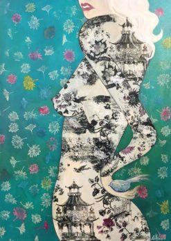 Wendy Arnold   Gone Girl Fine Art
