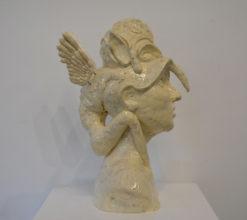 Lauren Rudd Mischief Out Of Control Side 1 Sculpture 247x220