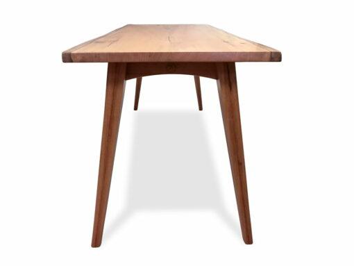 Foldaway Marri Timber Table Side