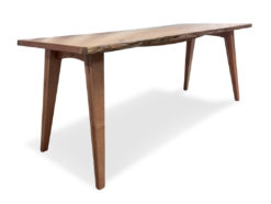 Foldaway Marri Timber Table Fine Art