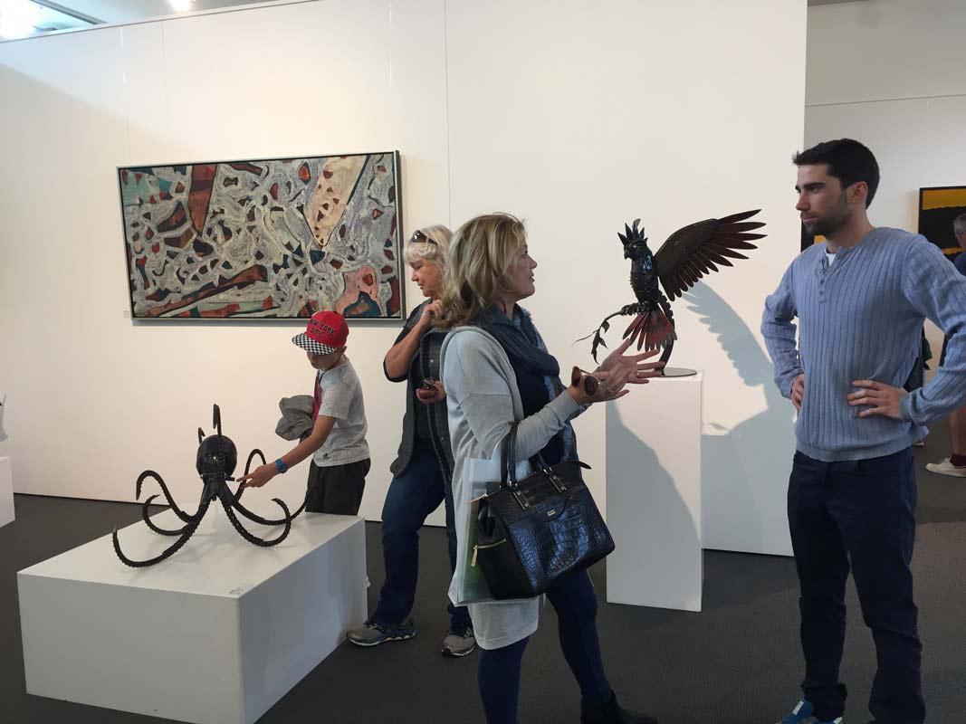Jordan Sprigg In The Gallery 10