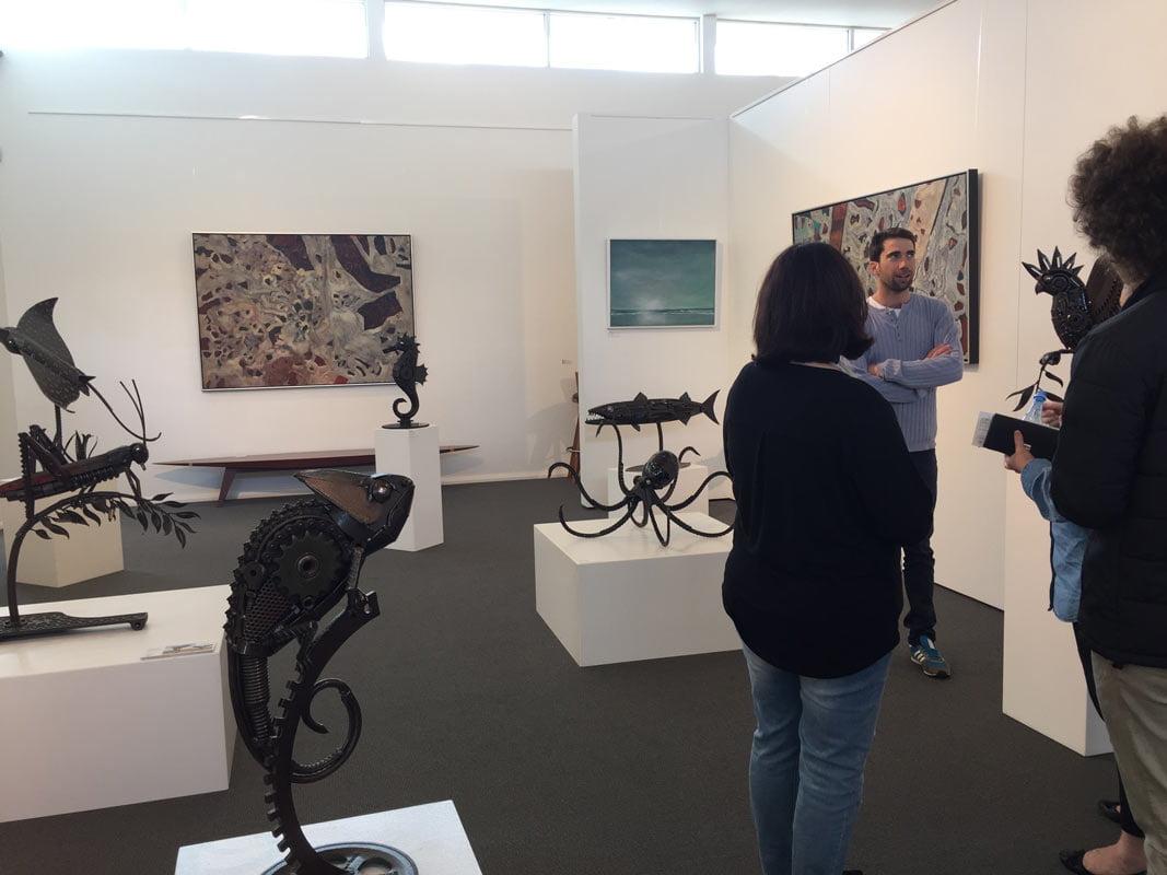 Jordan Sprigg In The Gallery 5