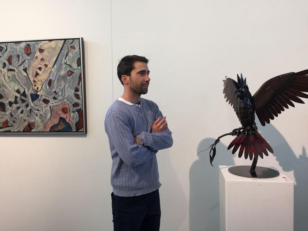 Jordan Sprigg In The Gallery 6