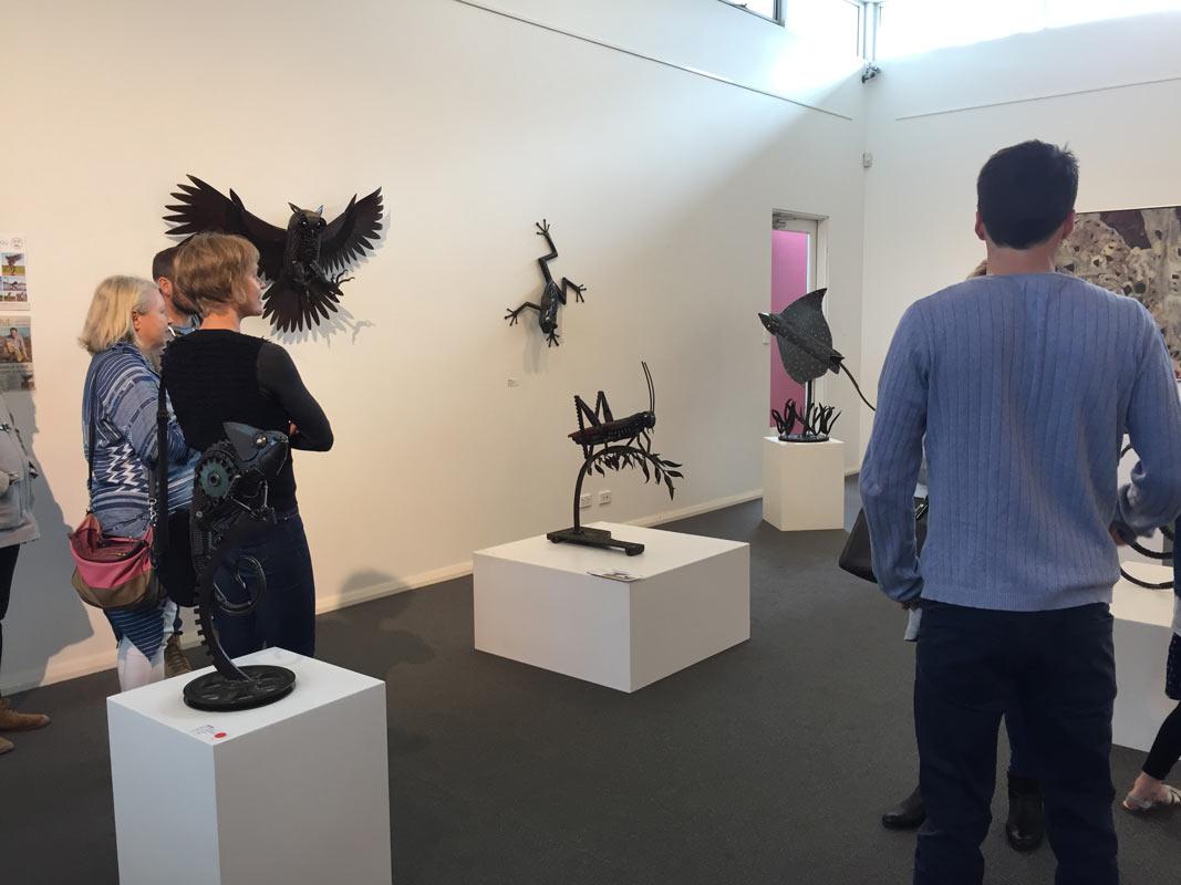 Jordan Sprigg In The Gallery 8