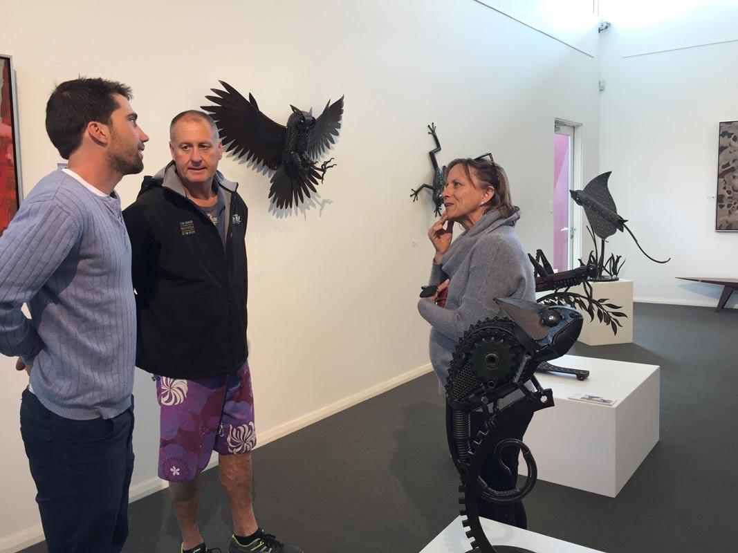 Jordan Sprigg In The Gallery 9