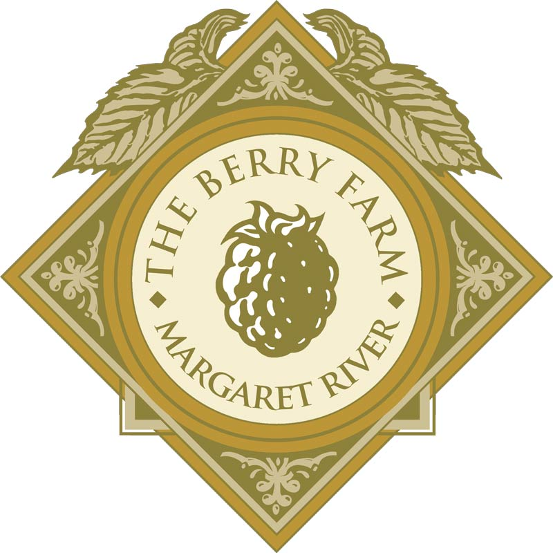 Berry Farm Logo W Mr