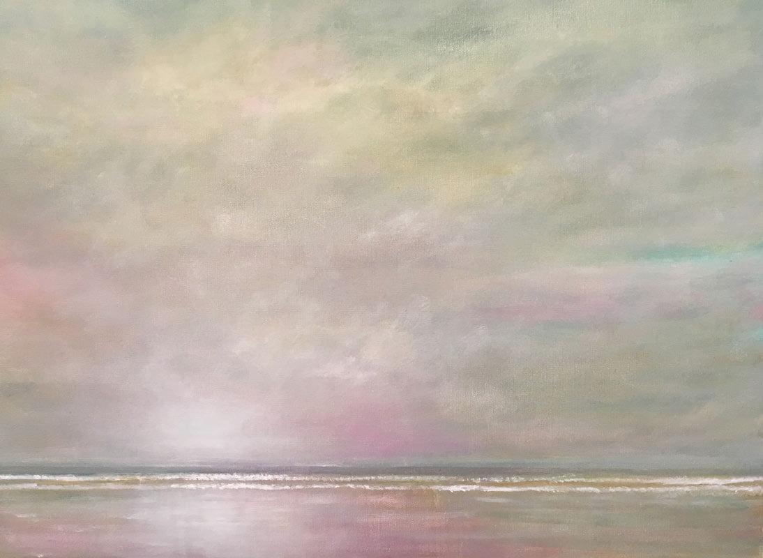 David Giles Serenity Painting