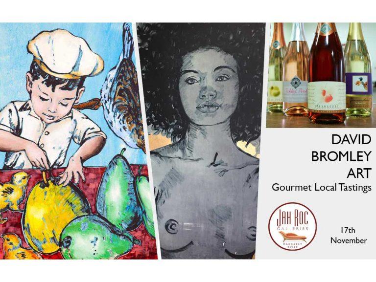 Gourmet Escape Event   Bromley Art & Local Tastes Fine Art