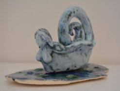 Lauren Rudd   Spiral Growth & Change Fine Art