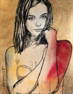 David Bromley   Caroline Fine Art