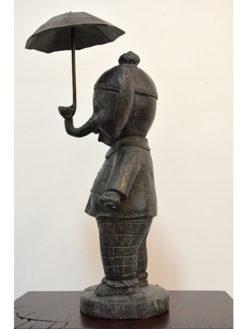 David Bromley Best Friend Elephant Side Sculpture 247x329