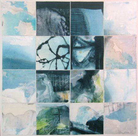 Geoffrey Wake Range Wanderer Painting