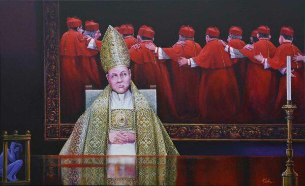 John Mcintosh Roman Holiday Painting