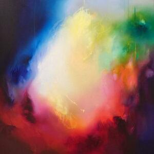Liv Vardy Daydreamer Painting
