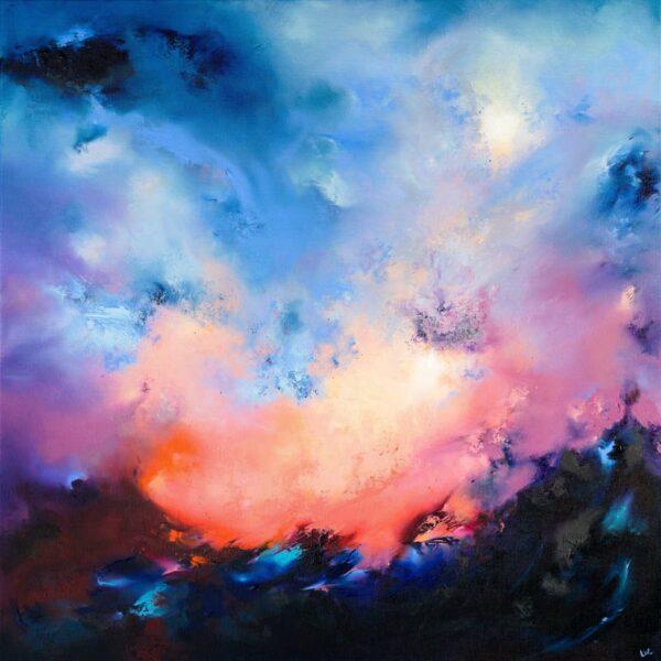 Liv Vardy Salt Painting