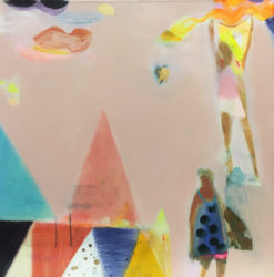 Becky Blair   Ice Cream & Chips Fine Art