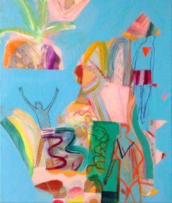 Becky Blair   Water Park Fine Art