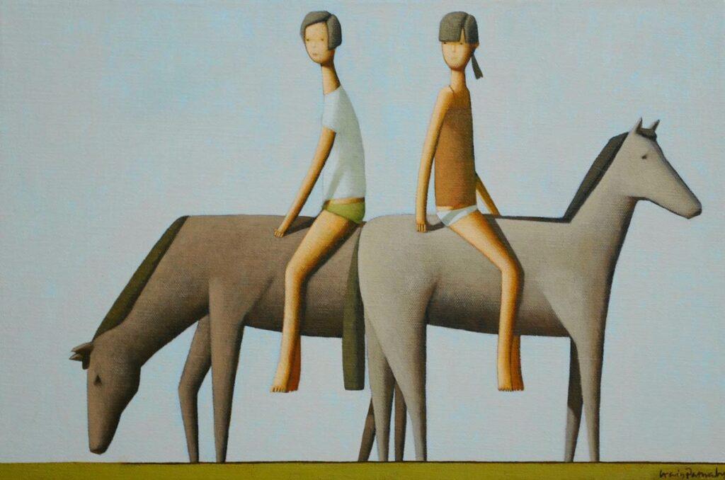 Craig Parnaby Artist Profile