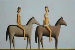 Craig Parnaby   Afternoon Ride I Fine Art