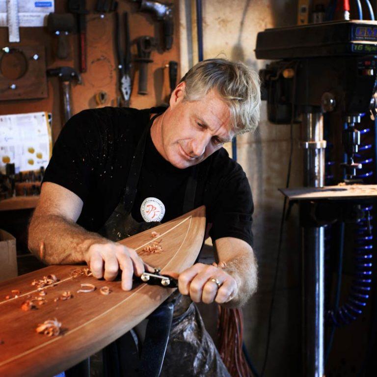 Gary Bennett Jahroc Furniture Owner Maker