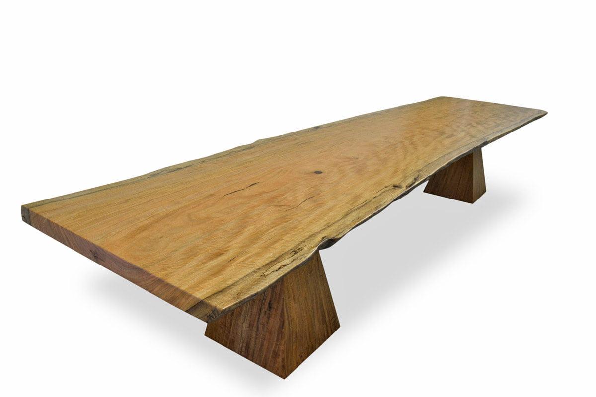 Suspended Marri 43m Single Slab Fine Furniture Design : Suspended Marri 43m Single Slab Dining Table 7 from www.jahroc.com.au size 1200 x 800 jpeg 87kB