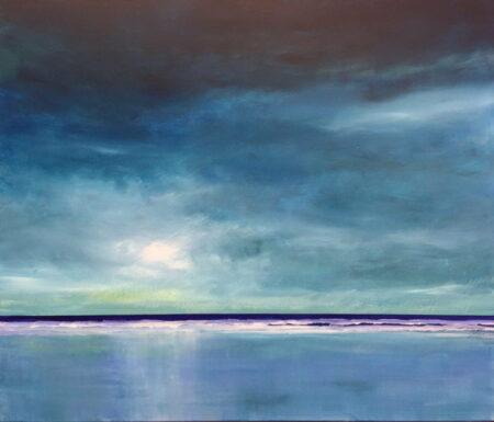 David Giles Meditaion Painting