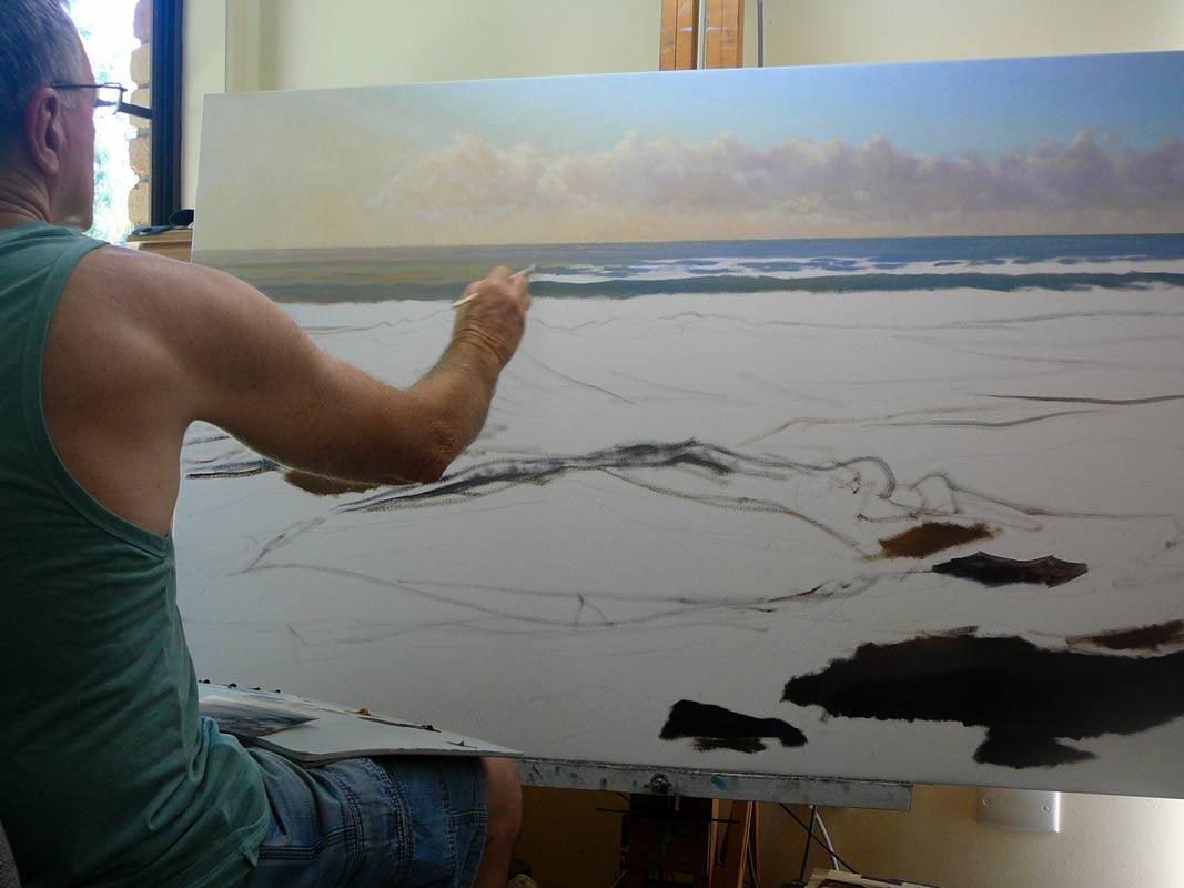 Kerry Nobbs Studio Shot 3