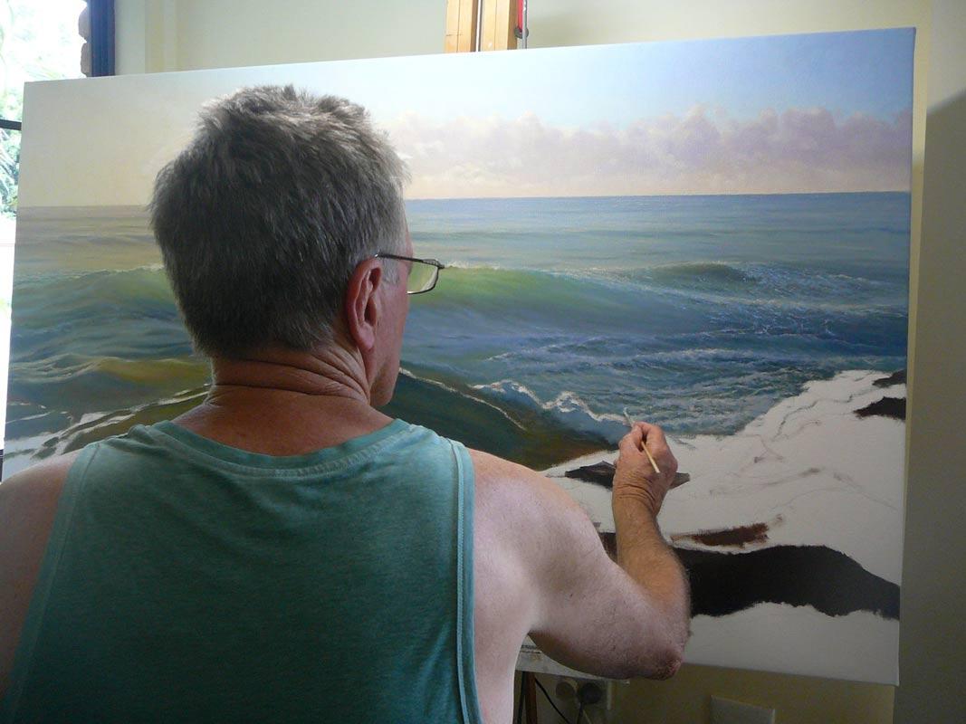 Kerry Nobbs Studio Shot 4