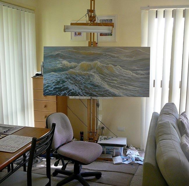 Kerry Nobbs Studio Shot 5