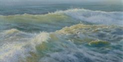 Kerry Nobbs   White Water Wash Fine Art