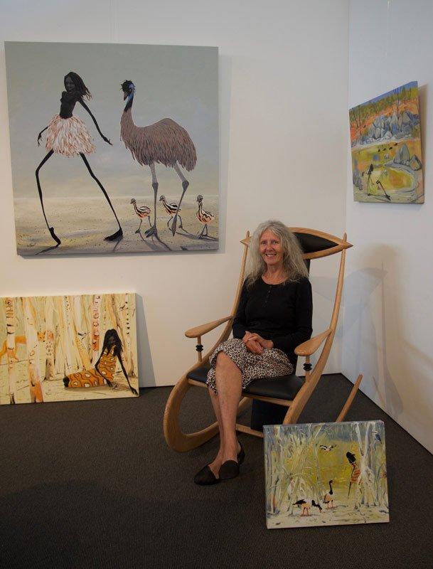 Judy Prosser At Jahroc Galleries March 2018