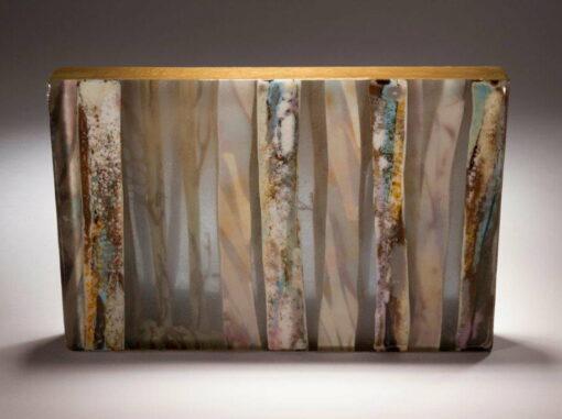 Vivienne Jagger Karri Forrest Evening Glass Panel