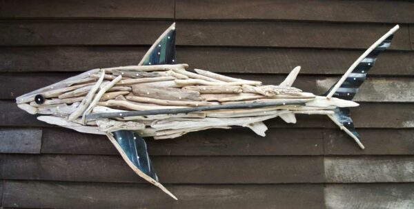 Charles Wilcox Gary The Great White2 Sculpture