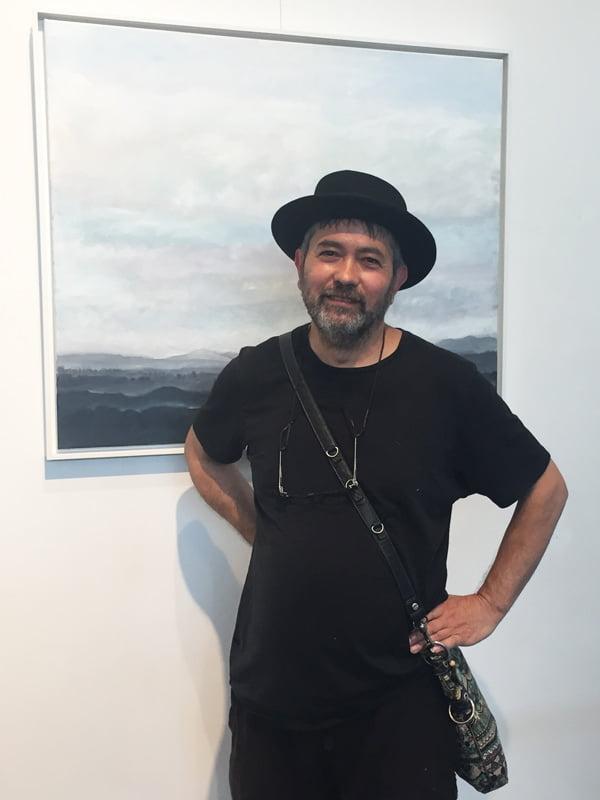 David Giles Artist Open Studios