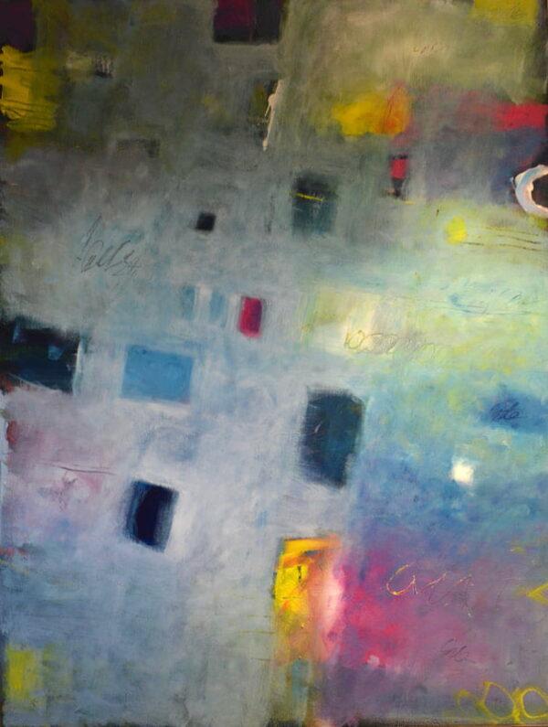 David Giles Ineffable Painting