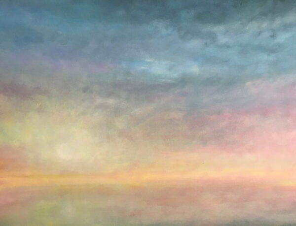 David Giles Sublime Dawn Painting
