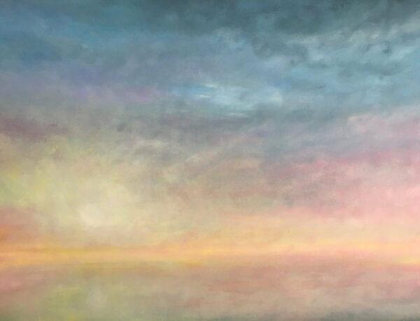 David Giles Sublime Dawn Painting