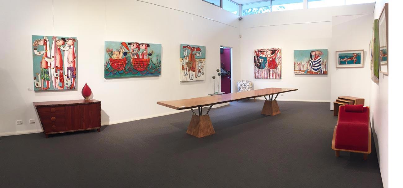 Gary Bennett David Paris Of Jahroc Furniture