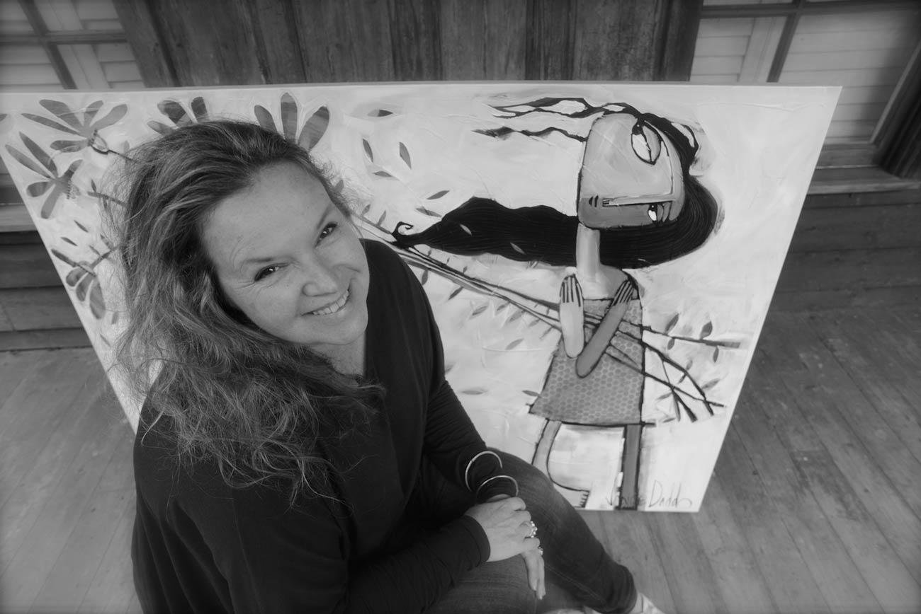 Janine Daddo Artist Promo