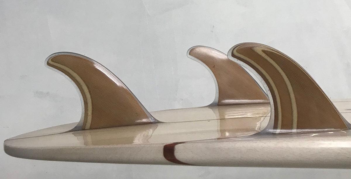 Mat Manners Detail Of Balsa Board